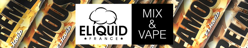 ELiquid France Mix & Vape Shake & Vape / Flavor Shots