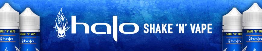 Halo Shake N Vape Shake & Vape / Flavor Shots