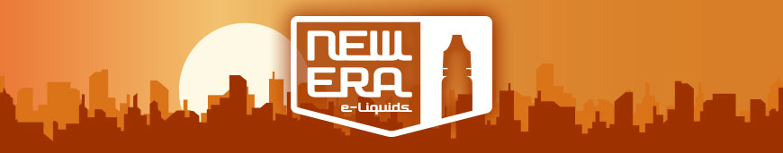 eCig New Era e-Liquids Ready to Vape e-liquids