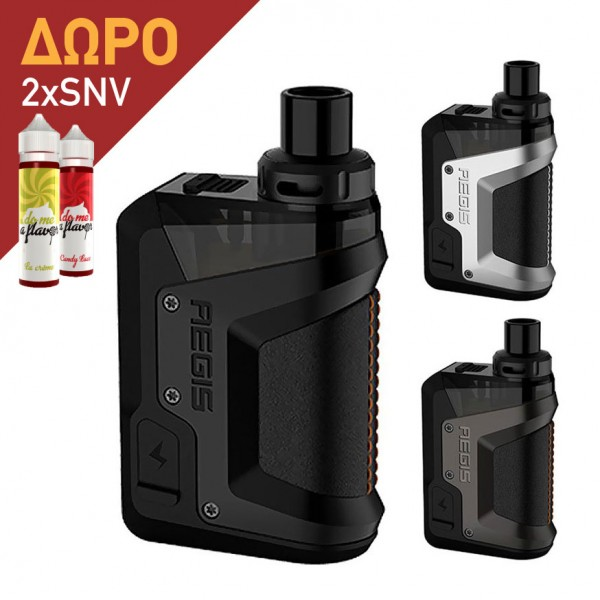 Pod Systems - Geekvape Aegis Hero Pod Kit