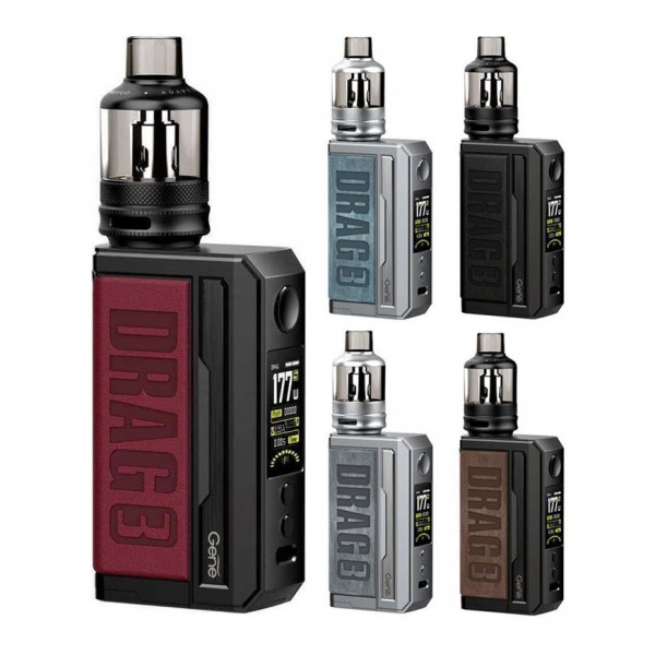 Starter kits - Voopoo Drag 3 Kit 5.5ml