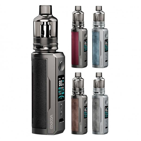 Starter kits - Voopoo Drag X Plus Kit