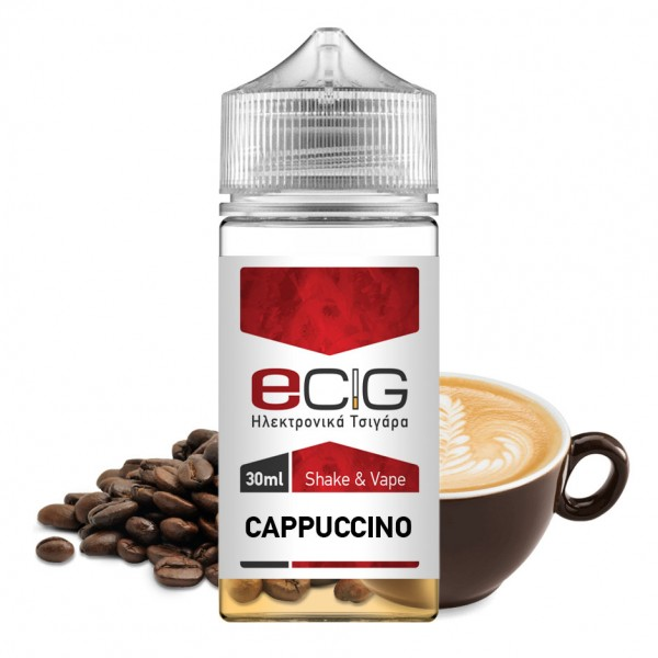 Cappuccino White Label SNV 30ml / 100ml