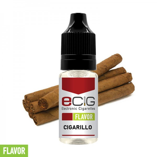 eCig Flavors - Cigarillo Concentrate 10ml