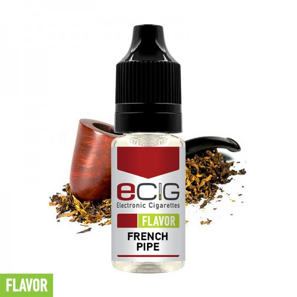 eCig Flavors - French Pipe Concentrate 10ml