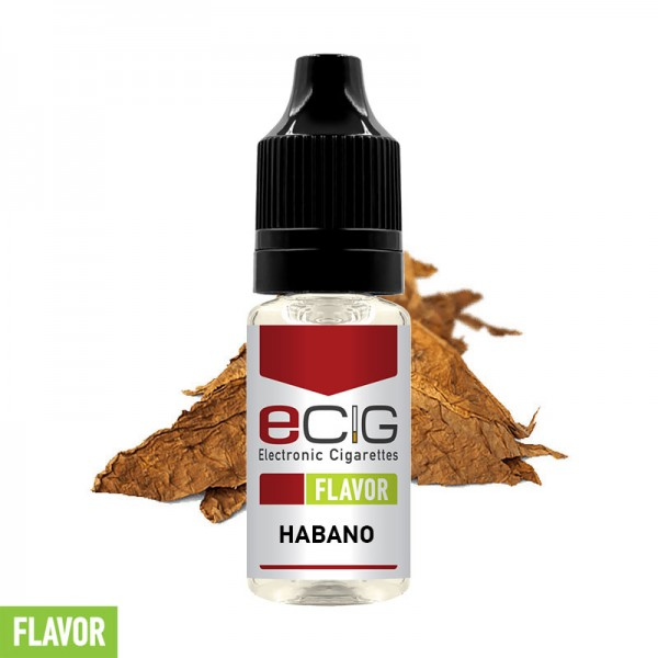 Habano Concentrate 10ml - eCig Hellas