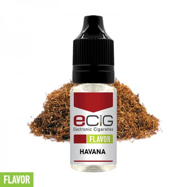 eCig Flavors - Pine Havana Concentrate 10ml