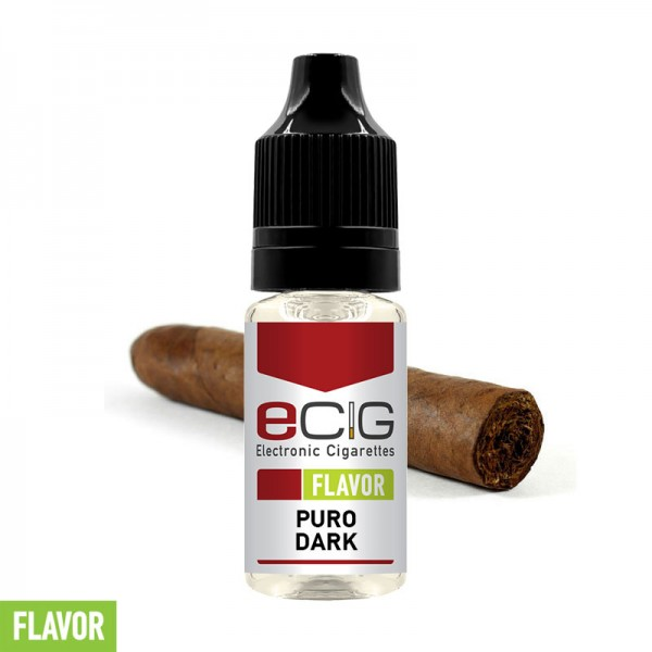 eCig Flavors - Puro Dark Concentrate 10ml