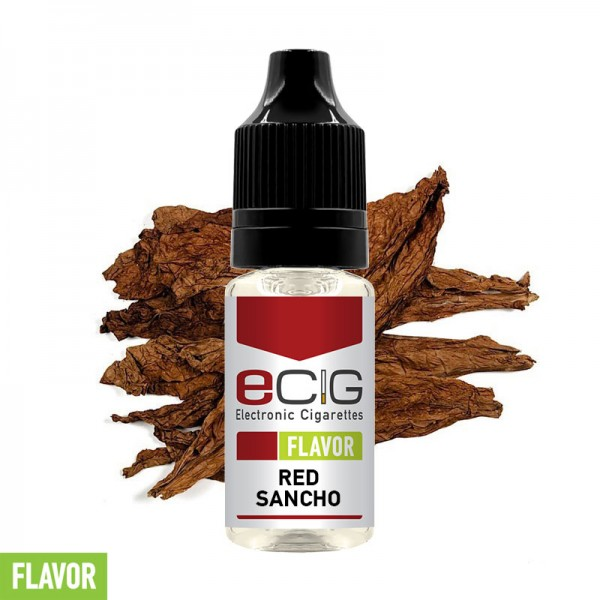 eCig Flavors - Red Sancho Concentrate 10ml