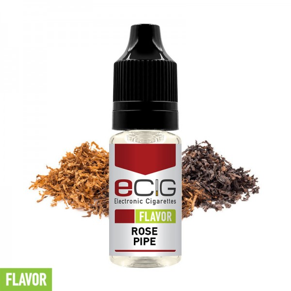 eCig Flavors - Rose Pipe Concentrate 10ml