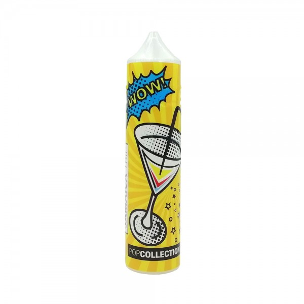 POP Collection Shake & Vape - Jamaica Trip - POP Collection SNV 20ml / 60ml