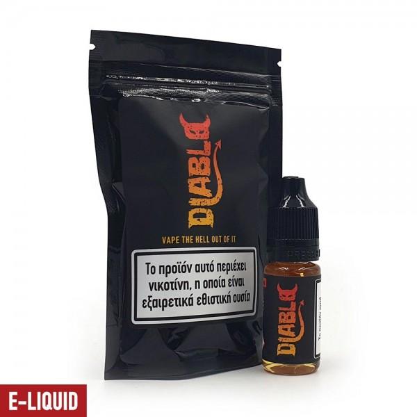 eCig New Era e-Liquids - Diablo