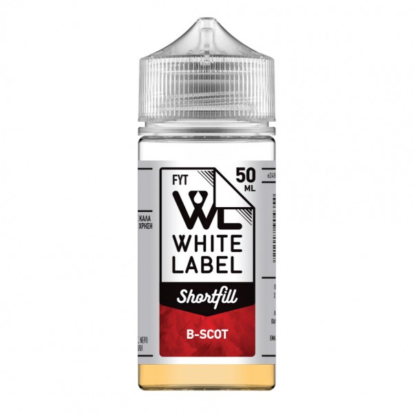 B-Scot (Biscuit) 50ml - FYT - eCig Hellas