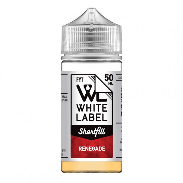 Renegade 50ml - FYT - eCig Hellas