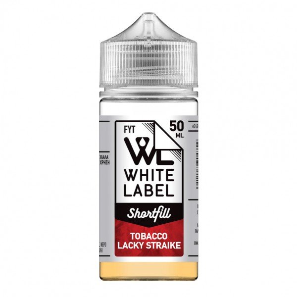 Καπνός Lacky Straike 50ml - FYT