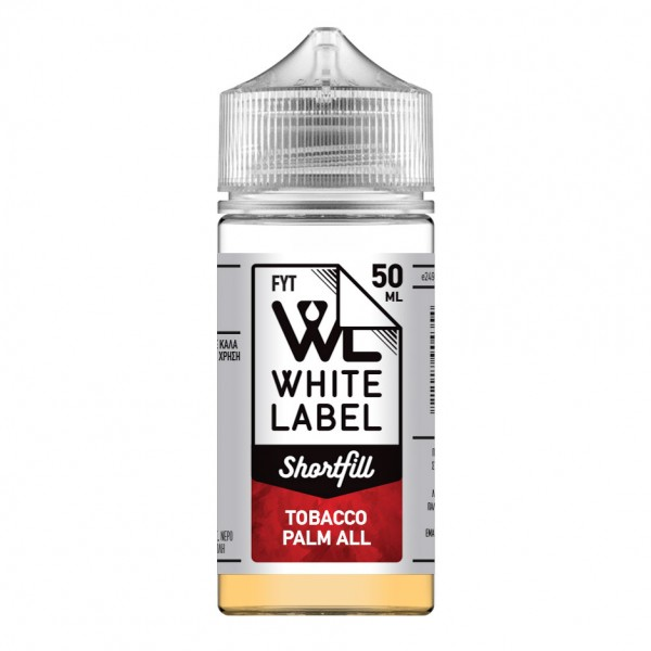 Tobacco Palm All 50ml - FYT - eCig Hellas