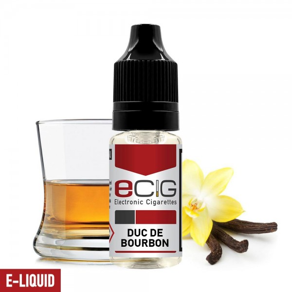 eCig White Label - Duc De Bourbon