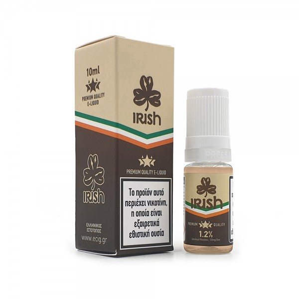 eCig White Label - Irish