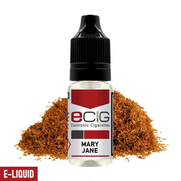 eCig White Label - Mary Jane