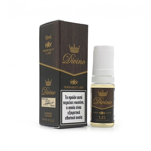 eCig White Label - Καπνός Divino Cigar