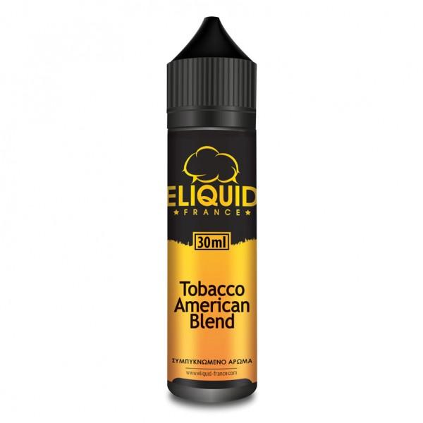 ELiquid France Mix & Vape - Eliquid France - American Blend  Mix and Vape 30ml/70ml