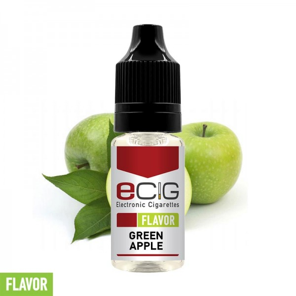 Apple Green Concentrate 10ml - eCig Hellas