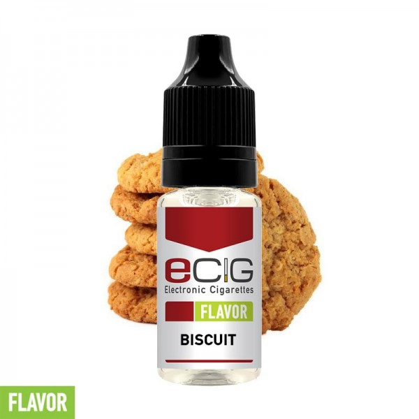 eCig Flavors - Biscuit Concentrate 10ml