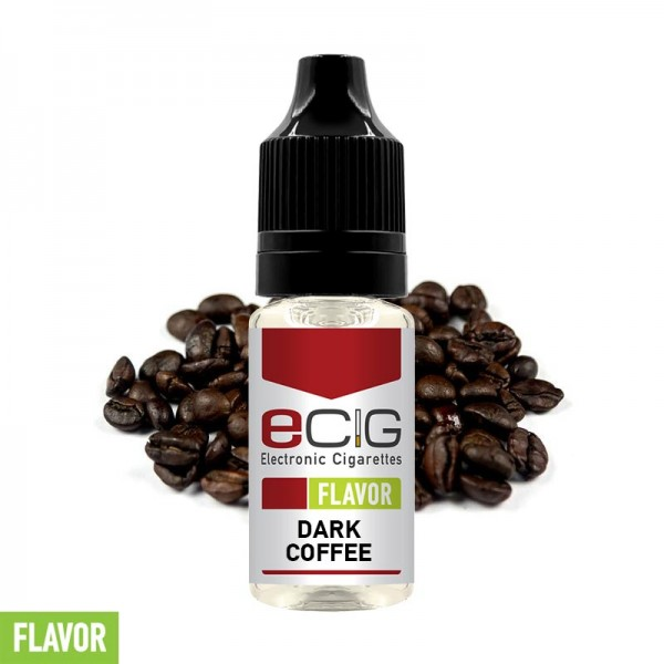 Coffee Dark Concentrate 10ml - eCig Hellas