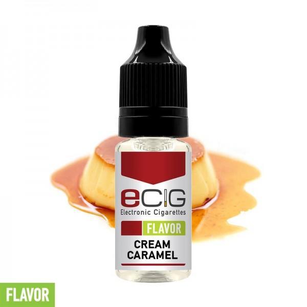 Cream Caramel Concentrate 10ml - eCig Hellas
