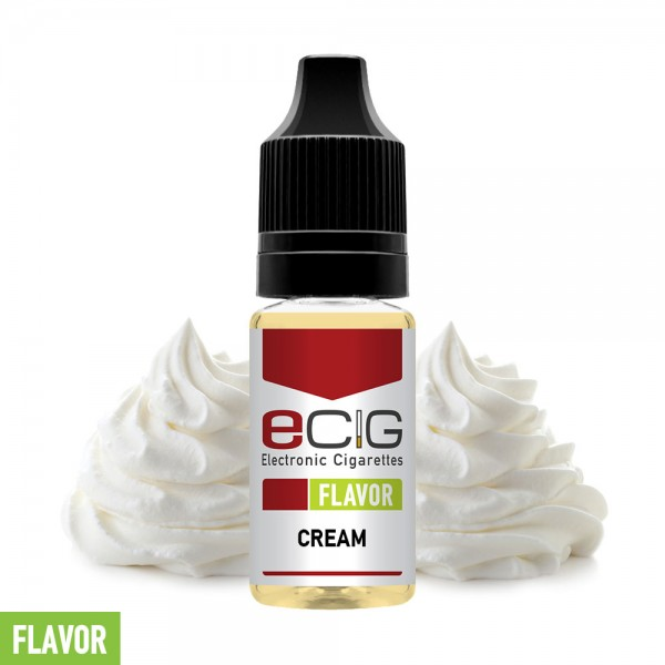 eCig Flavors - Cream Concentrate 10ml
