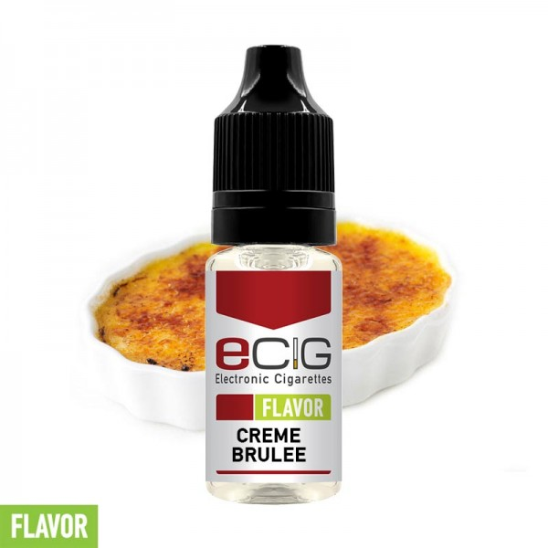 Creme Brulee Concentrate 10ml - eCig Hellas