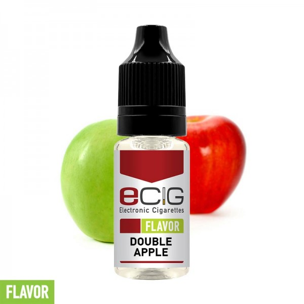 eCig Flavors - Double Apple Concentrate 10ml