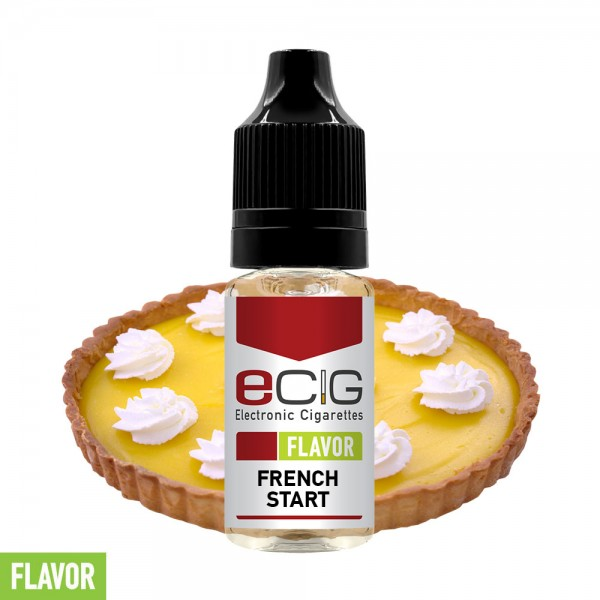 Άρωμα French Start 10ml - eCig Hellas