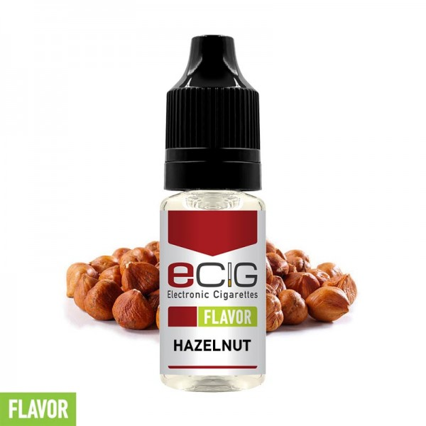 eCig Flavors - Hazelnut Concentrate 10ml