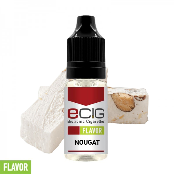 eCig Flavors - Nougat Concentrate 10ml