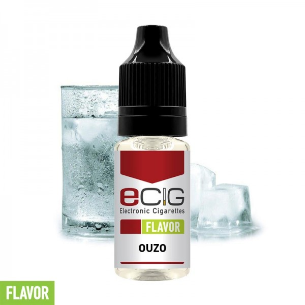 eCig Flavors - Ouzo Concentrate 10ml