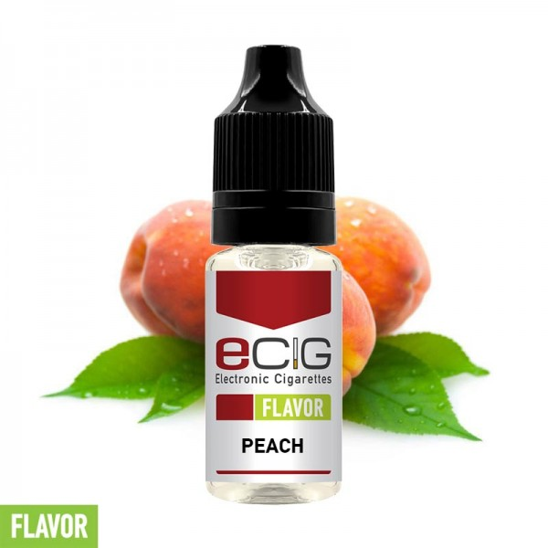 eCig Flavors - Peach Concentrate 10ml