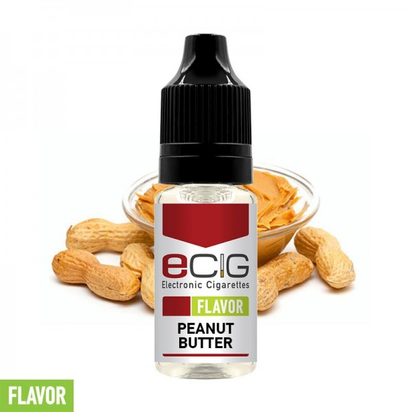 eCig Flavors - Peanut Butter Concentrate 10ml
