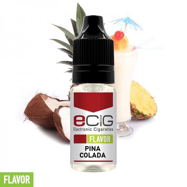 Γεύσεις eCig - Άρωμα Pina Colada 10ml