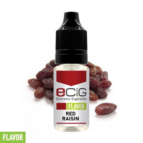 Γεύσεις eCig - Άρωμα Σταφίδα Κόκκινη 10ml