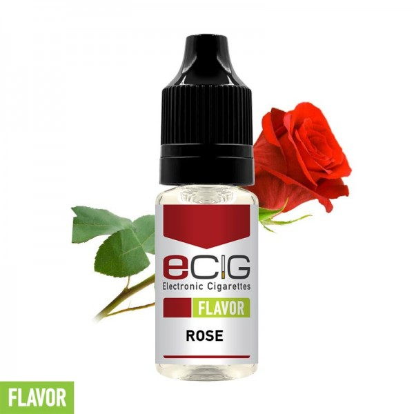 eCig Flavors - Rose Concentrate 10ml