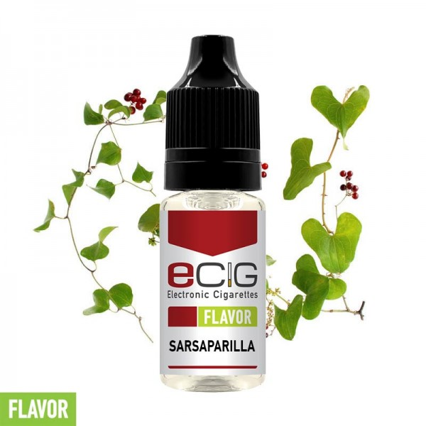 eCig Flavors - Sarsaparilla Concentrate 10ml