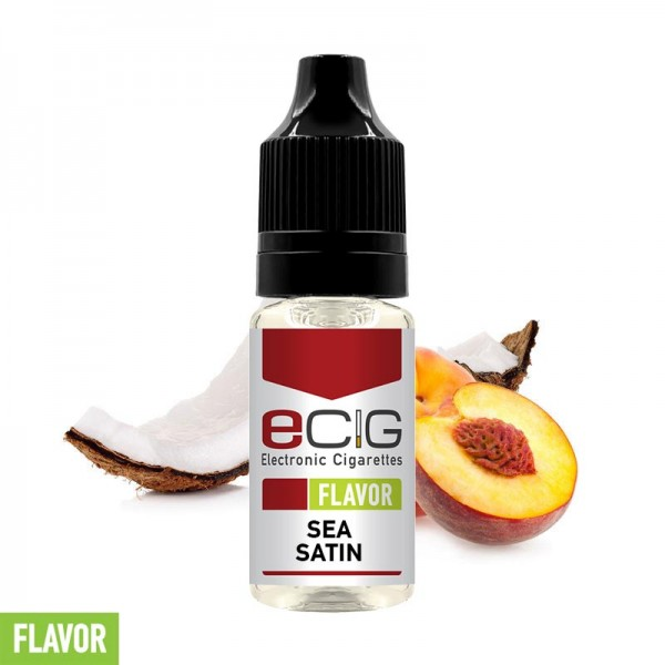 eCig Flavors - Sea Satin Concentrate 10ml