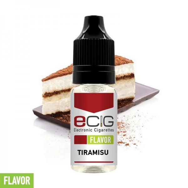 eCig Flavors - Tiramisou Concentrate 10ml
