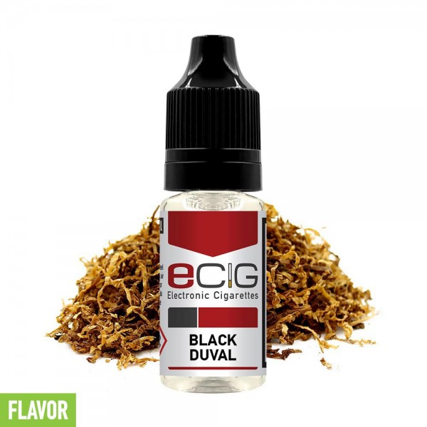 Tobacco Black Duval Concentrate 10ml - eCig Hellas