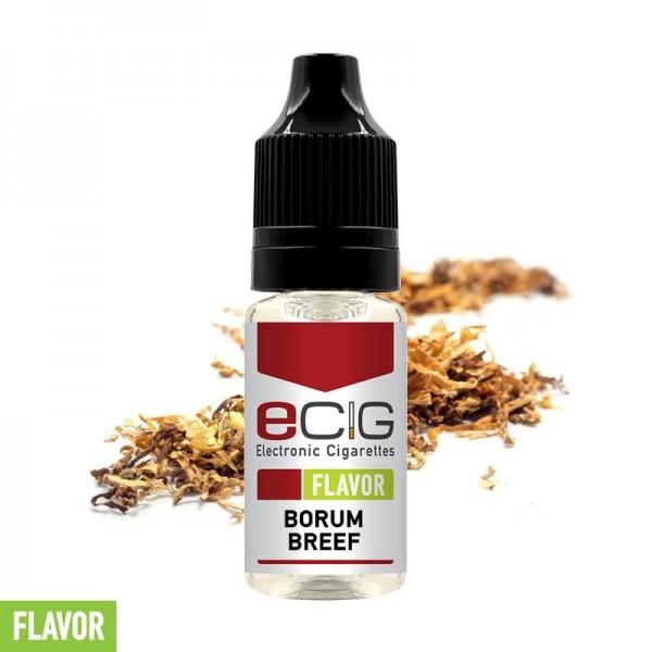 Tobacco Borum Breef Concentrate 10ml - eCig Hellas