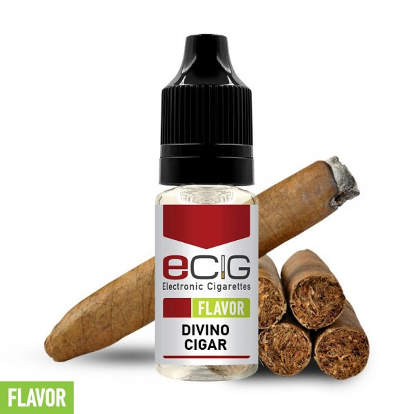 eCig Flavors - Tobacco Divino Cigar Concentrate 10ml
