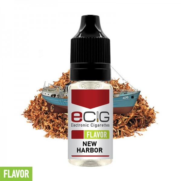 Tobacco New Harbor Concentrate 10ml - eCig Hellas
