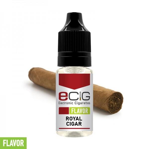 eCig Flavors - Tobacco Royal Cigar Concentrate 10ml
