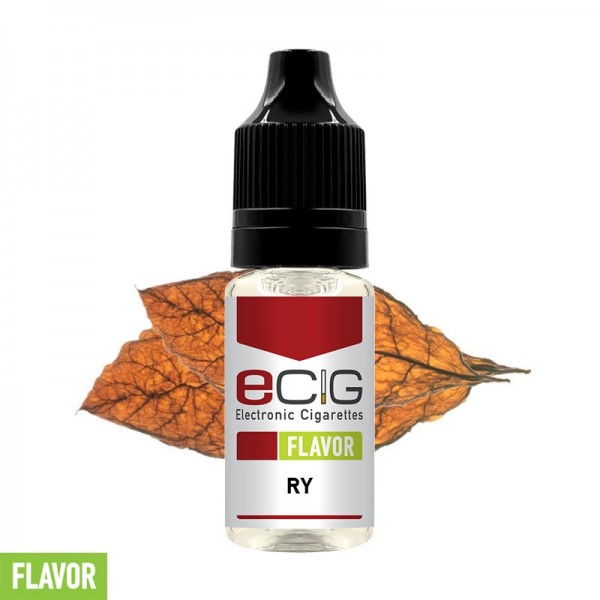eCig Flavors - Tobacco RY Concentrate 10ml